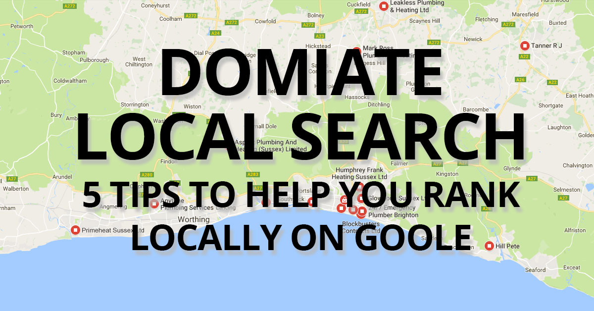 Increase Your Local SEO Rankings With These 5 Tips