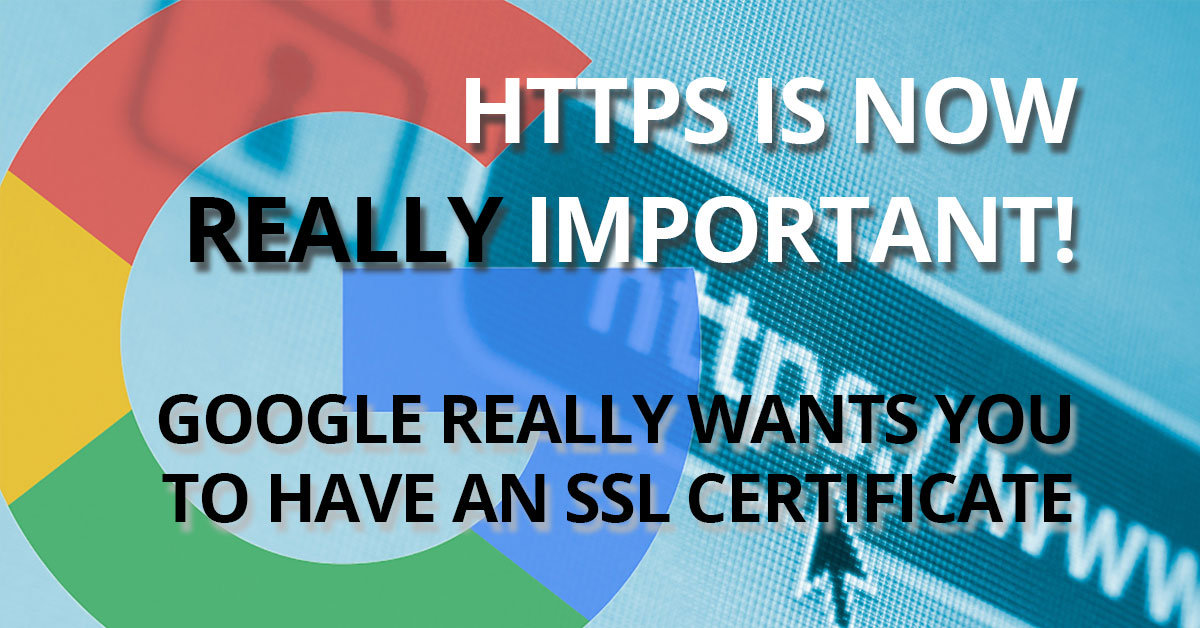 Google Chrome To Label Non-SSL Websites NOT SECURE