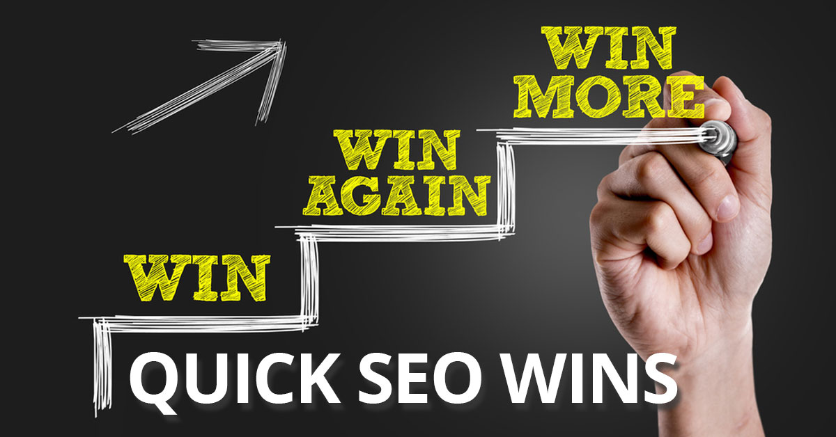 4 Steps to a Quick SEO Win & Potentially Grab Page One on Google Within a Month